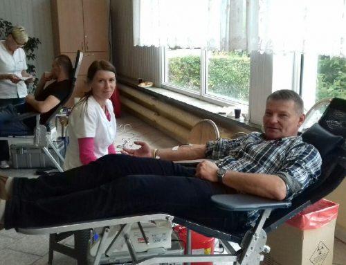 XXIII Akcja Honorowego Oddawania Krwi