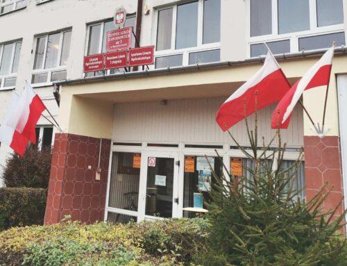 102 rocznica odzyskania niepodległości w Zespole Szkół Zawodowych nr 3