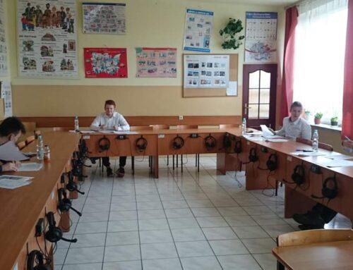 Uczniowie klasy patronackiej MAN zdali egzamin